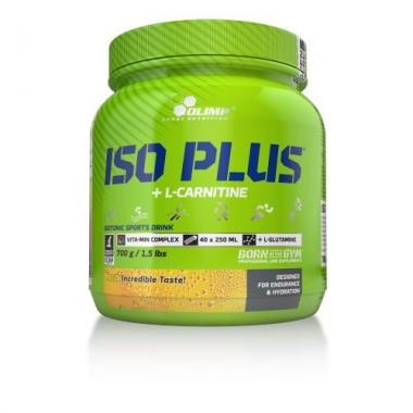 Iso Plus Sport Drink Power